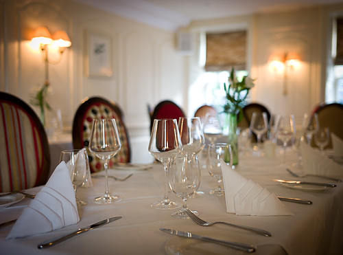 The Derwent Restaurant | by The Trout Hotel