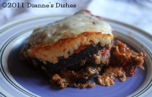 Eggplant Parmesan | by Dianne's Dishes