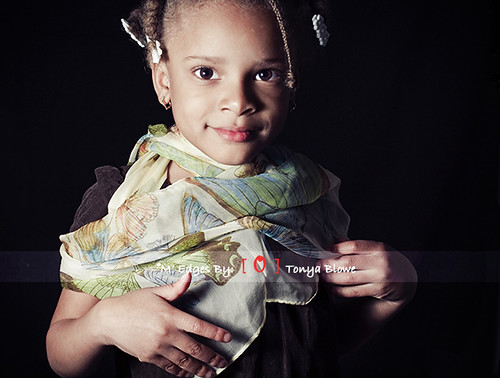The Scarf | by Tonya Blowe | Photography