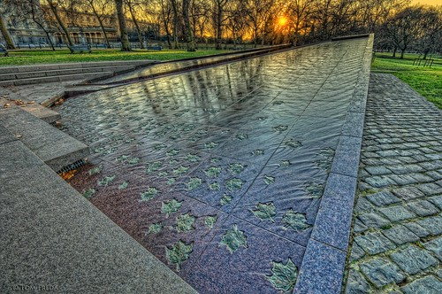 The Canada Memorial, London | by view[ ¤ ]finder