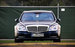 Maybach 57S | by GHG Photography