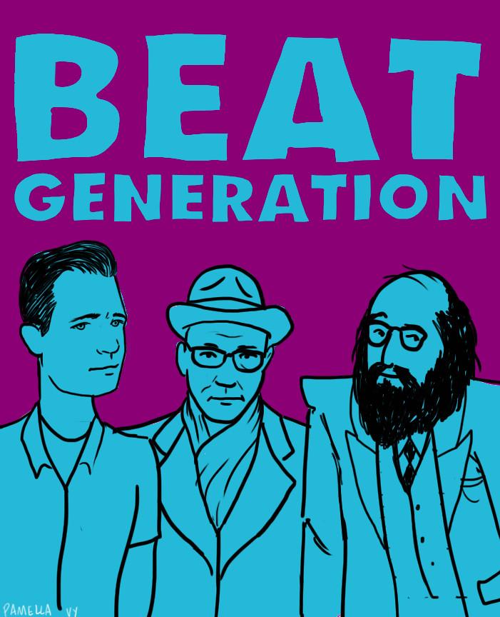 Znalezione obrazy dla zapytania beat generation