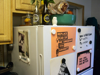 my fridge | by evey in orbit