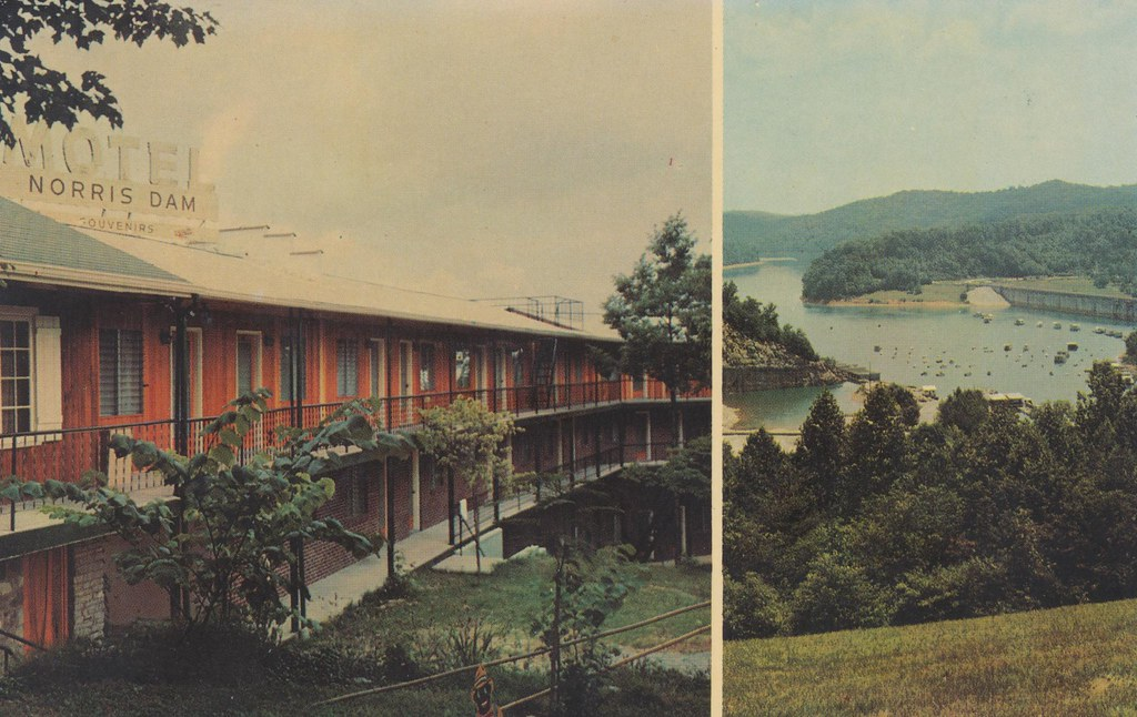 Resort Norris Dam Motel - Norris, Tennessee