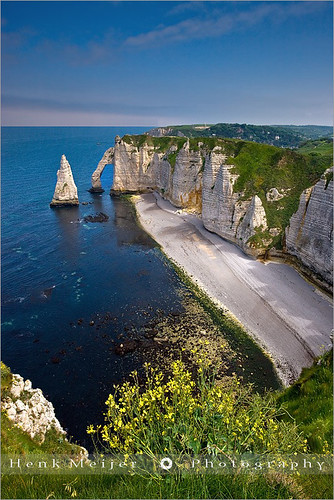 The Cliffs At Etretat - France | by ~ Floydian ~ 