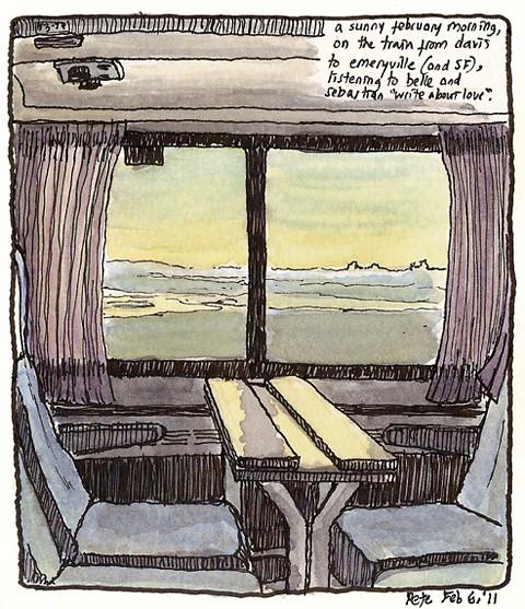 sunday morning train