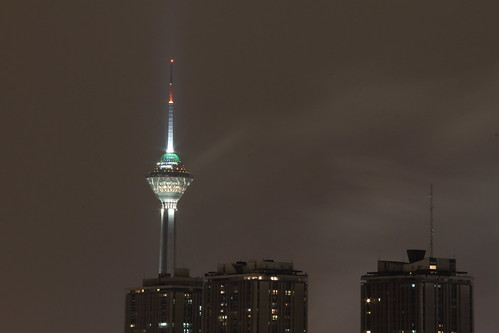 Milad Tower | by Amir Mohammad Saied