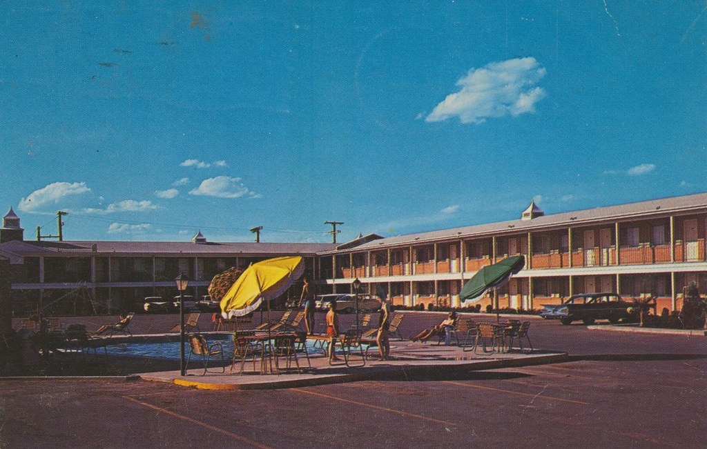 Ramada Inn - Odessa, Texas