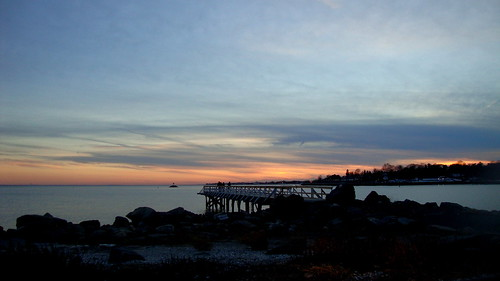 Bridgeport  Seaside Park looking over Long Island Sound 2011 | by 826 PARANORMAL