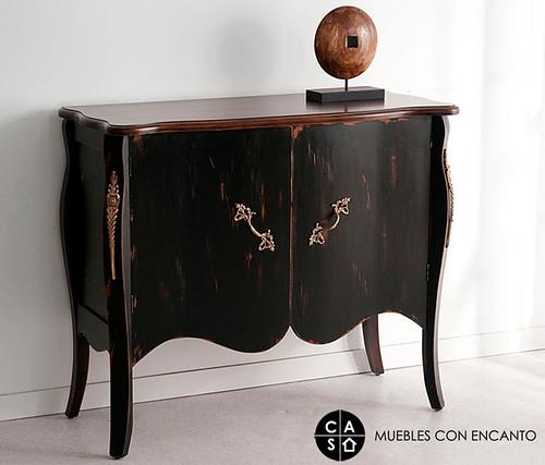 C moda 2 puertas negra muebles con encanto flickr - Muebles con encanto ...