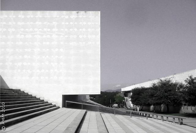101007-04bn GIRONA - Facultat de Dret - RCR arquitectes