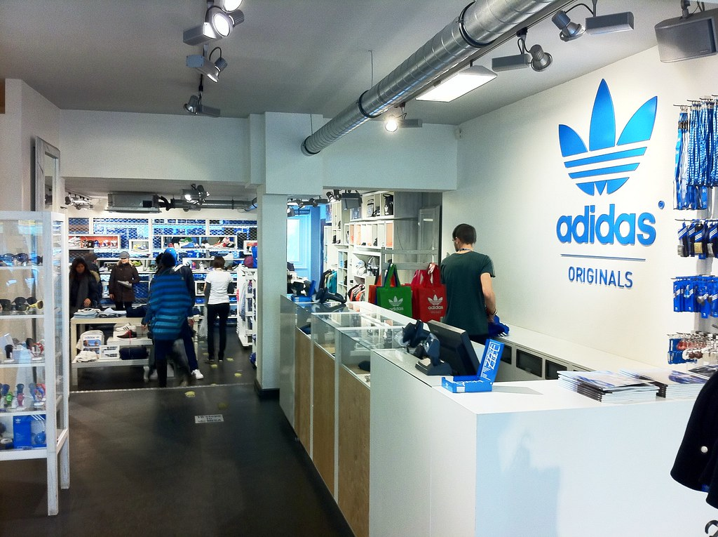 adidas outlet in munich