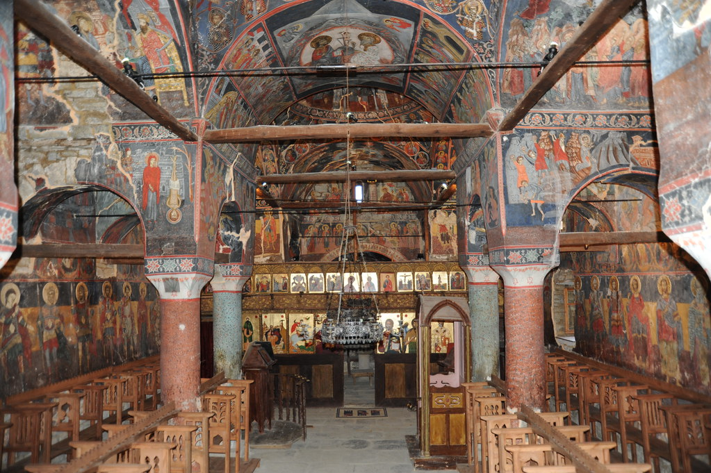 The Church of St. George, Shipcka ALBANIA