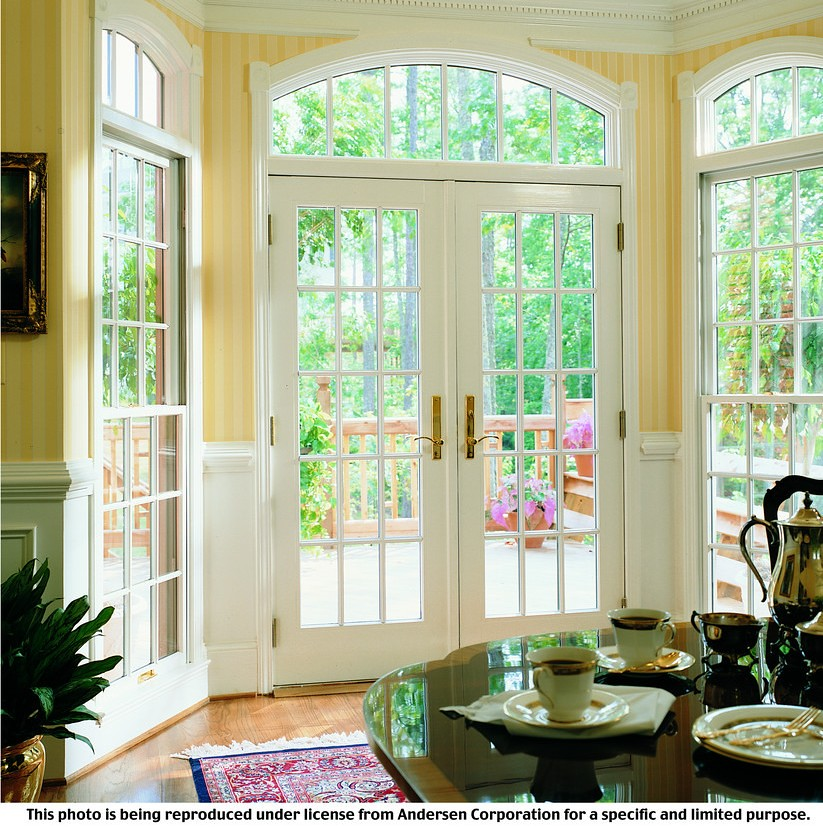 400 Series Frenchwood Hinged Patio Doors 400 Series French Flickr