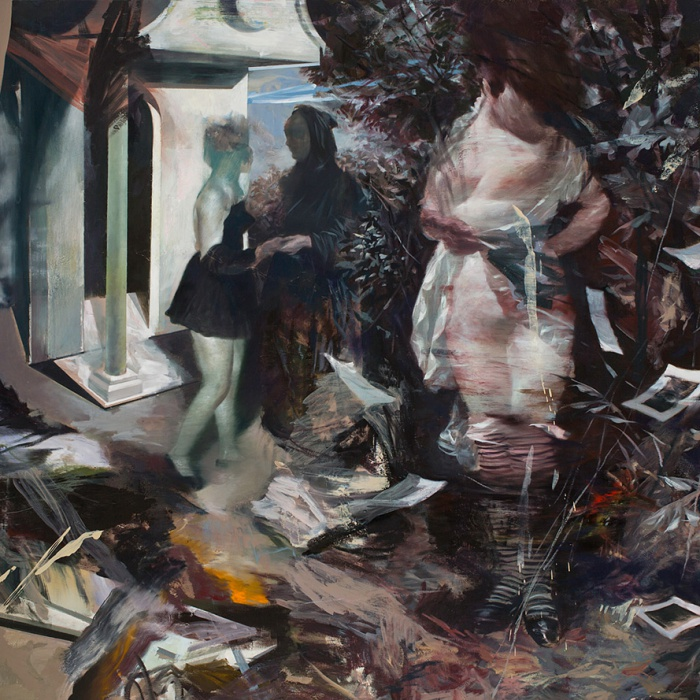 Paintings by Lars Elling