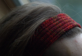 headband of woolmisery | by knitfaced