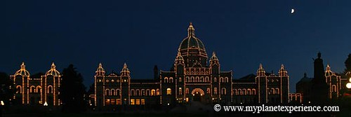 Canada experience : Victoria by night | by My Planet Experience