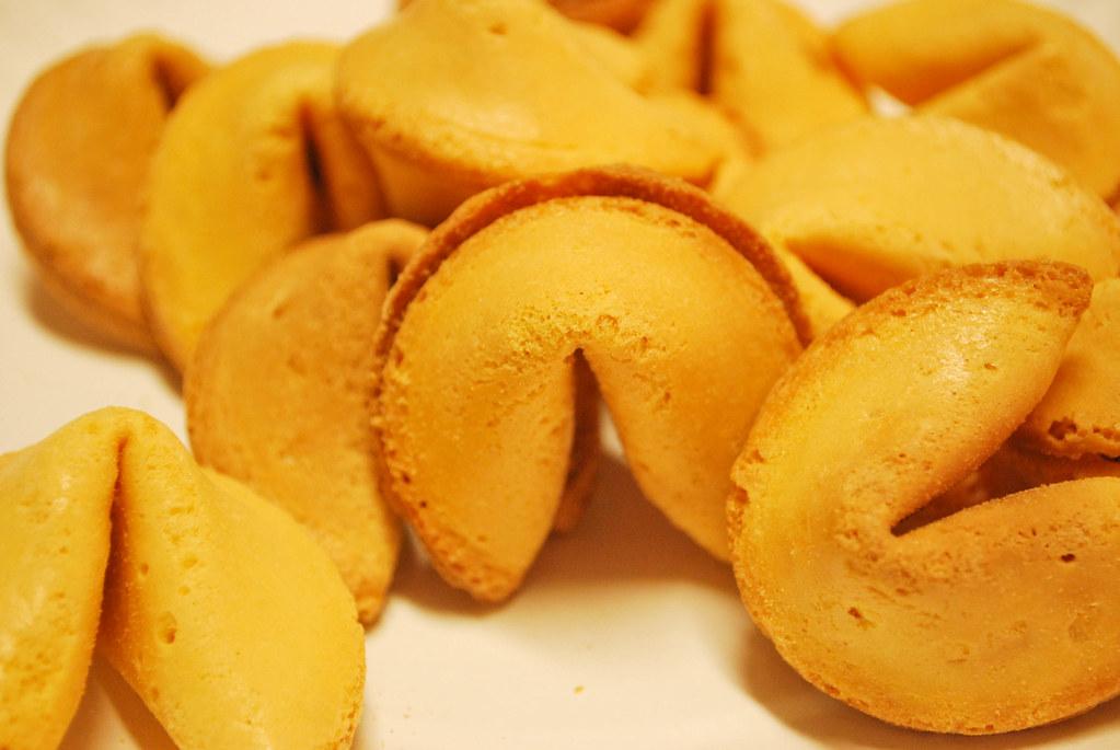 Fortune cookies 2