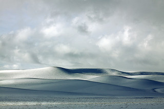 Snow dunes | by campviola