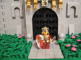 Lion Brave Castle | by LegoLord.
