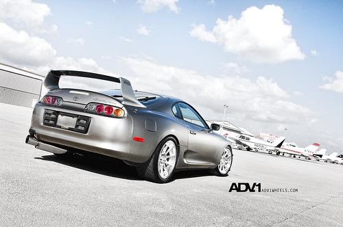 ADV1 Toyota Supra | by ADV1WHEELS