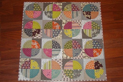 DQS 10 Completed Doll Quilt | by sewcraftyjess
