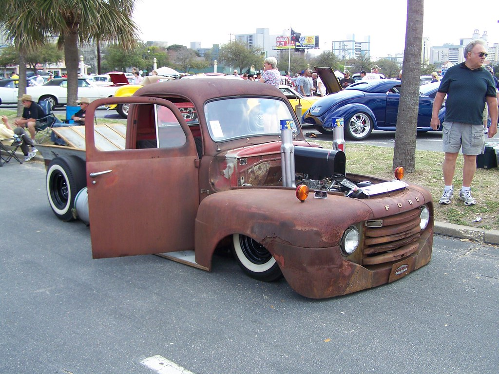 1948 1950 Ford F1 Rat Rod Pete Stephens Flickr Pickup Truck Sale By Classicfordz