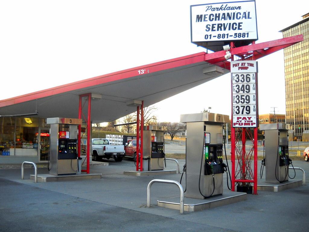 ... Former Phillips 66 gas station Parklawn Mechanical Service 12400 Parklawn Drive Rockville  sc 1 st  Flickr & Former Phillips 66 gas station Parklawn Mechanical Servicu2026 | Flickr