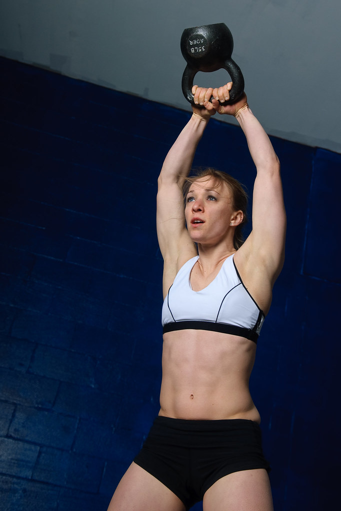 crossfit girls strong is the new skinny beauty in strengt flickr