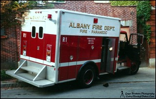 Albany Fire Department Paramedic Rescue 1 | by CODE 4 NORTH