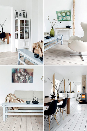 nordic style family home | by the style files