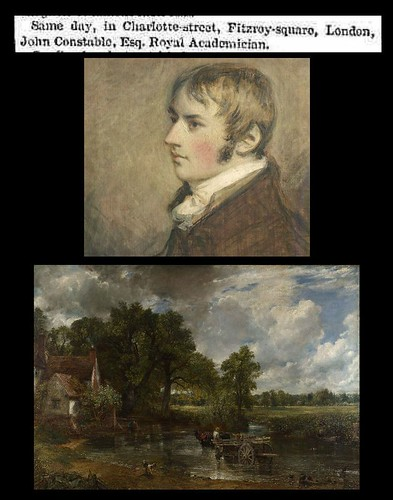 31st March 1837 - Death of John Constable | by Bradford Timeline