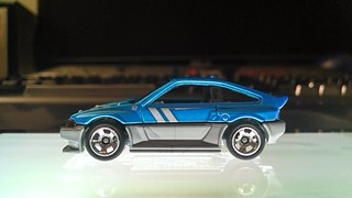 1984 Honda CR-X Cool Classics Hot Wheels | by hoosiercub