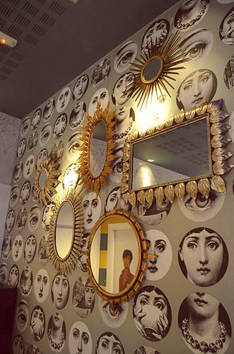 espejos tipo sol vintage set de espejos tipo sol