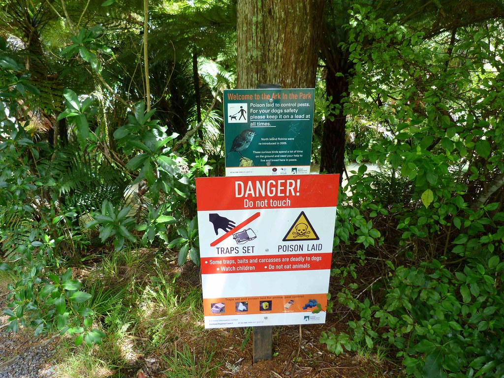Waitakere ranges safety