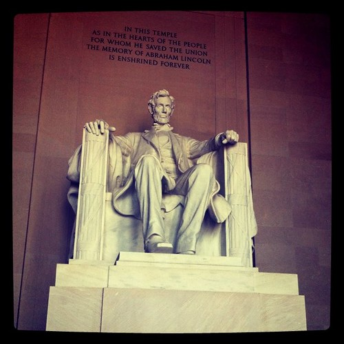 """Government of the people, by the people, for the people""-Lincoln 