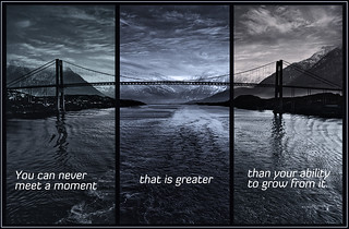 Bridge triptych | by Bozze