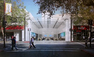 Apple Store planned for 340 University Ave, Palo Alto | by thane