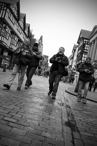 112/1000 - A Flickr walk in Chester | by Mark Carline