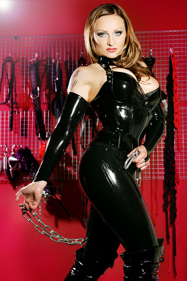 Policewoman and a dominatrix team up to interrogate a criminal6 - 3 1