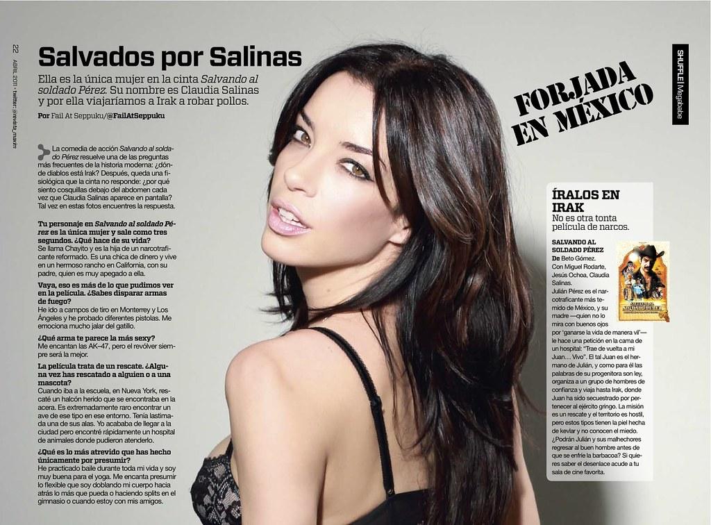 Claudia Salinas Nude Photos 62