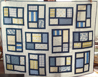Kitchen Window Quilt | by caroleannctd
