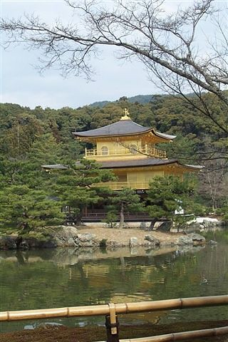Golden Pavilion | by J.Glisson