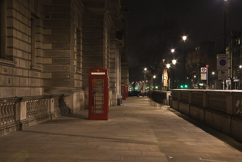 Red Telephone Box | by mostaque