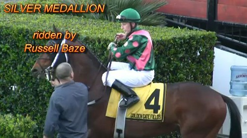 Silver Medallion, Russell Baze | by billmo