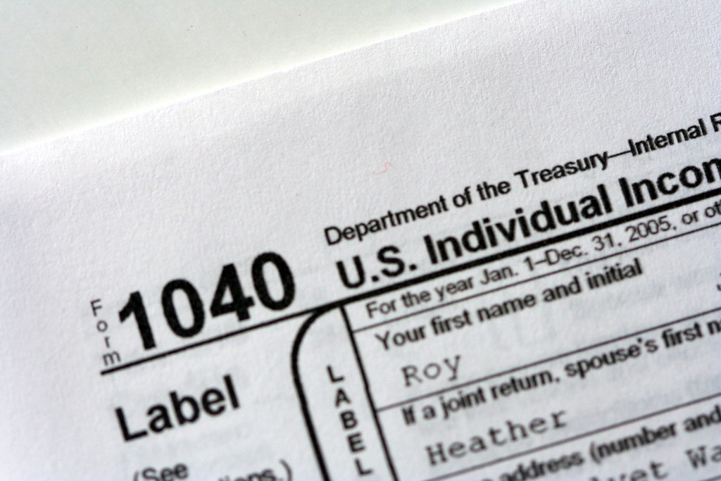 Taxes The Tax System In The Us Is Ridiculous Last Year I Flickr