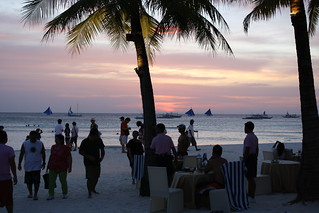 Sunset at Boracay | by Merril Yu