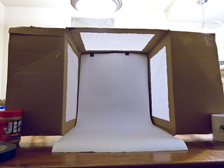 DIY Light Tent Build (8 of 8) | by absencesix