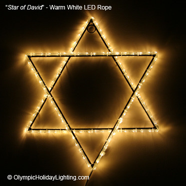Star of david judaism led rope light display rendition o flickr olympicholidaylighting star of david judaism led rope light display by olympicholidaylighting aloadofball Choice Image