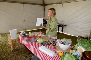 @susanteton talks about @EdibleHawaiian | by Slow Food Maui